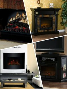 Why Buying a Black Electric Fireplace is a Great Idea? http://electricfireplaceheater.org/best-electric-fireplace-heaters/75-why-buying-a-black-electric-fireplace-is-a-great-idea.html