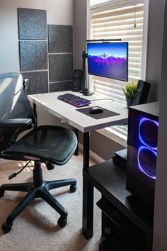 My Little Work/Gaming/Creative Space