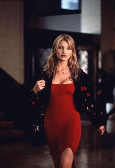 look Cameron Diaz in The Mask 2000s Fashion, Look Fashion, Girl Fashion, Fashion Outfits, Fashion Movies, Fashion Men, Street Style Photography, Estilo Hippy, Cool Girl Style