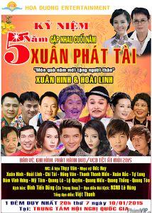 Xuân Phát Tài 5 – Hài Tết 2015 - HD