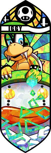Smash Bros - Iggy by Quas-quas on deviantART