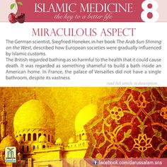 Best Right Way: Miraculous Aspect (Islamic Medicine) Allah Islam, Islam Quran, Islam And Science, All About Islam, Postive Quotes, Islamic Teachings, Hadith, Alhamdulillah, Coran