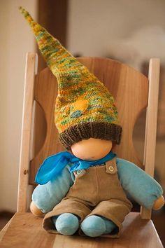 Newborn Autumn forest hat