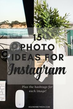 I always need new photo ideas for Instagram - its my go to social network after pinterest for inspiration!