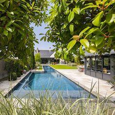 Couloir de nage : des piscines sportives - Côté Maison