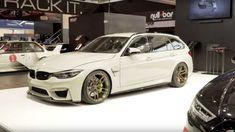 M3 CS Touring Is The M Wagon BMW Should've Built - car logos
