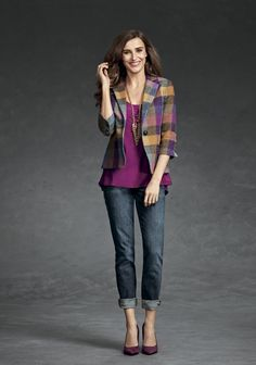 Pursuit of Happiness - 1 - CAbi Fall 2012 Collection