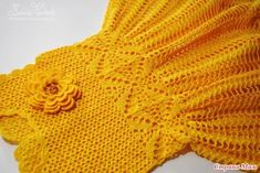 Dress the baby in the years, the increase from 80 to The length of the dress 51 cm. Crochet Girls, Crochet For Kids, Free Crochet, Knit Crochet, Modern Crochet Patterns, Crochet Patterns For Beginners, Crochet Blanket Patterns, Diy Crafts Crochet, Crochet Videos
