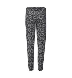 Part Two pants in a light and soft fabric. They come with a print and a comfortable elastic waist Cotton Elastane Soft and light fabric Print Elastic waist. Soft Fabrics, Printing On Fabric, Elastic Waist, Pajama Pants, Trousers, Sweatpants, Leggings, Prints, Cotton