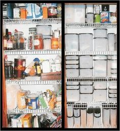 I can't wait to do this to my pantry and to someone else's for the first time! my2.tupperware.com/jessicapeterstupperware  Modular Mate Heaven :)