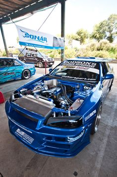 全部尺寸 | Curt Whittaker's 2JZ Powered R34 | Flickr - 相片分享!