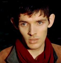 Colin as Merlin 2008-2012
