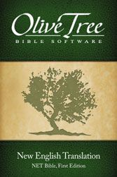 New English Translation - NET Bible with Full Notes for iPad, iPhone, Mac, PC, Windows and Android - Olive Tree Bible Software