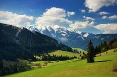 Prekrásne je na Liptove Beautiful Landscapes, Breathe, Natural Beauty, Golf Courses, Most Beautiful, Flora, Hair Beauty, Europe, Earth