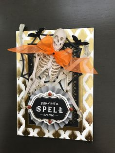 Halloween 2015, Halloween Cards, Halloween Themes, Card Tags, I Card, Anna Griffin Cards, Paper Crafting, Witch, Card Making