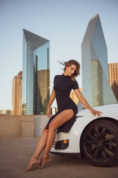 Sexy Cars, Hot Cars, New Car Photo, Car Poses, Rock And Roll Fashion, Tumbrl Girls, Pin Up, Glamour Photo, Female Poses