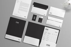 Ad: Montoya Corporate Identity by ThemeDevisers on Corporate / Branding Identity Stationary Pack - 5 identity items. This Branding Identity Pack is suitable for your Company or Organizations Corporate Stationary, Corporate Branding, Branding Kit, Brand Identity, Branding Design, Stationary Branding, Stationary Items, Corporate Design, Cool Business Cards
