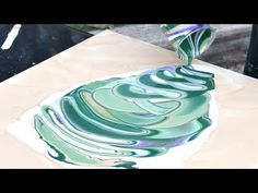 Acrylic Pouring Techniques, Acrylic Pouring Art, Diy Resin Crafts, Acrylic Artwork, Drip Painting, Resin Art, Creations, Etsy, Alcohol Inks