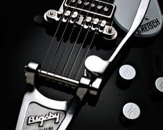 Gretsch Guitar With Bigsby