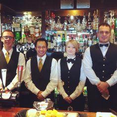 Friendly Bar Team, always happy to help