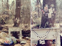 Shabby Chic Creekside Baby Shower