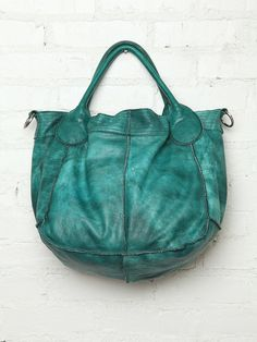 Liebeskind Lina Leather Tote at Free People Clothing Boutique