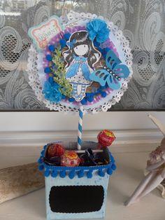 gorjuss lollipop card