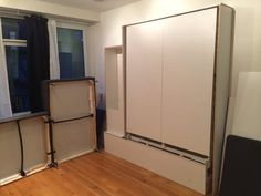 murphy bed with couch: marvelous murphy beds came first then wall ...