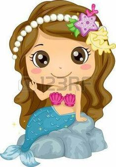 Purchase Fairy Cartoon Featuring Girl Wearing Mermaid Costume Cute Fish Wall Art Hanging Tapestry inch from Hedda Stan on OpenSky. Share and compare all Home. Cute Mermaid, Mermaid Art, Mermaid Poster, Mermaid Under The Sea, The Little Mermaid, Little Mermaid Clipart, Mermaid Coloring Pages, Mermaid Images, Mermaid Drawings