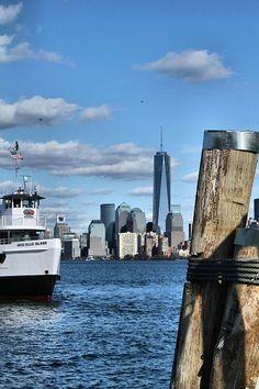 Dock In New York City