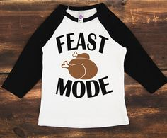 Boys Fall Shirt Boys Thanksgiving Shirt by TheCutestCottons