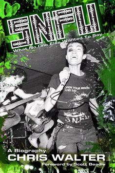 Trouser Mouth & Chris Walter book release (SNFU)