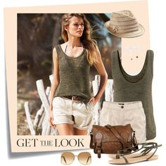 """""""Get the Look"""" by wishlist123 on Polyvore"""