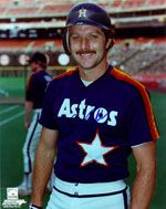 This Day In MLB History: 1981 - Craig Reynolds (Houston Astros) hit 3 triples against the Chicago Cubs.  keepinitrealsports.tumblr.com  keepinitrealsports.wordpress.com