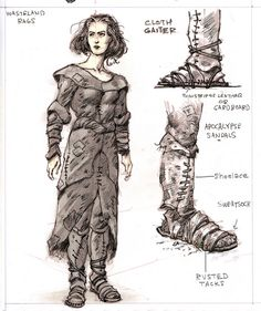 Adam Adamowicz Fallout 3 Concepts by Bethesda Blog, via Flickr