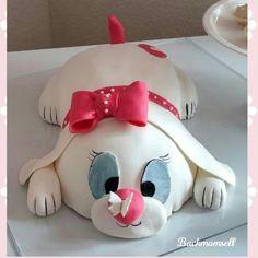 Torte Hund