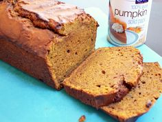 pumpkin molasses bread - Budget Bytes (read comments  - bake as muffins, maybe with crumb topping?)