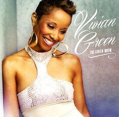#NewReleases • VIVIAN GREEN • Album GREEN ROOM • #Soul #Jazz • http://sco.lt/5ovKMr