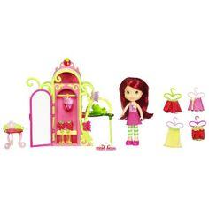 Strawberry Shortcake Berry Sweet Styles Set by Hasbro