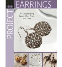 PROJECTS: EARRINGS BY EDITORS OF BEAD&BUTTON MAGAZINE