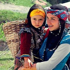 Anadolu Ocağı/Anatolian villagers. (Black Sea Region).