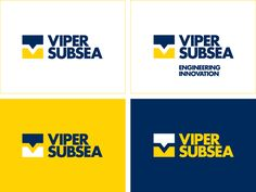 Viper Subsea logo colours — Mytton Williams