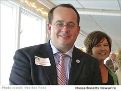 (PHOTO Rep. Brian Mannal and his wife, Sara) BARNSTABLE, Mass. /Massachusetts Newswire/ — The Fund for Animals Cape Wildlife Center and The Humane Society of the United States this week announced that they have co-presented Mass. State Rep. Brian Mannal (D Barnstable) and State Senator Daniel Wolf (D Harwich) with 2014 Humane Legislator Awards.