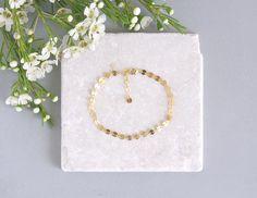 Gauhart - Hem - Bracelet fantaisie doré à l'or fin