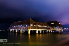 Restaurant in Bodensee.. - Pinned by Mak Khalaf City and Architecture  by altrimi87