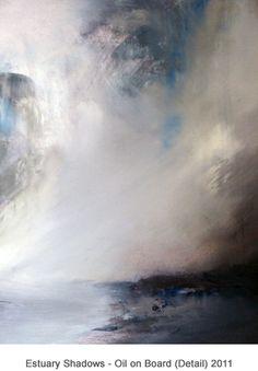 Emma Green, Suffolk Artist, Paintings of Suffolk, Shingle Street
