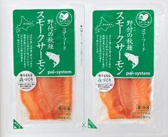 コア・フード野付の秋鮭スモークサーモン Smoked Salmon