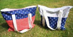 Jak uszyć torbę plażową DIY