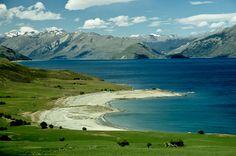 Neuseeland....fast wie gemalt ! von olgud
