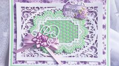 How To Make A Birthday Card With Paper Weaving - DIY Crafts Tutorial - Guidecentral